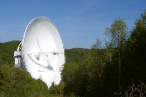 The 100m Effelsberg telescope