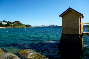 The city from Watson's Bay