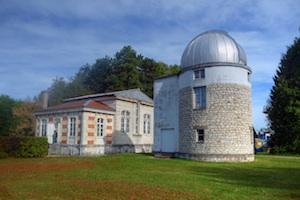 The transit observatory in Besançon